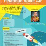 Pelatihan Roket Air Mahasiswa Fisika dan Pendidikan Fisika Se-Joglo